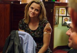 Wild- Flashback, Cheryl and Paul get tattoos