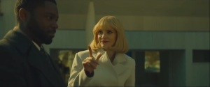 A Most Violent Year- Anna sends a message to ADA Lawrence