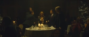 A Most Violent Year- Meeting with bank leaders