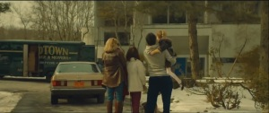 A Most Violent Year- Moving into the new home