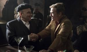 Big Eyes- Walter negotiates with club owner Enrico Banducci, played by Jon Polito