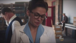 Bridge and Tunnel- Agent Carter, Dairy Inspector