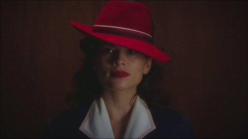 https://whatelseisonnow.files.wordpress.com/2015/01/now-is-not-the-end-agent-peggy-carter-in-a-red-hat.jpg?w=501&h=286