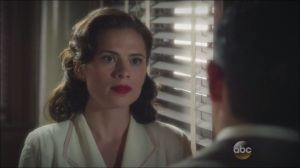 Now is Not the End- Peggy tells Daniel that she doesn't need anyone to defend her