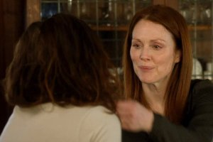 Still Alice- Alice and Lydia talk about love