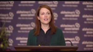 Still Alice- Alice delivers her speech at the Alzheimer's Association