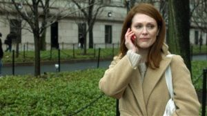 Still Alice- Alice gets a phone call from Anna