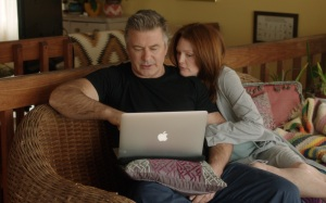 Still Alice- John and Alice at the beach house