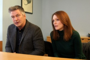 Still Alice- John and Alice at the doctor's office