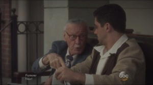 The Blitzkrieg Button- Hi, Stan Lee and Howard Stark