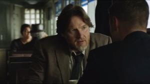 Welcome Back, Jim Gordon- Bullock tells Gordon about stash houses