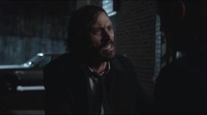 Welcome Back, Jim Gordon- Delaware begs Gordon to leave his family alone