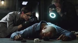 Welcome Back, Jim Gordon- Examining Leon Winkler's body