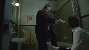Welcome Back, Jim Gordon- Gabe interrogates Delaware