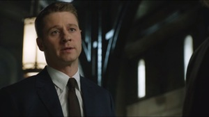 Welcome Back, Jim Gordon- Gordon asks Essen why no one else will help him