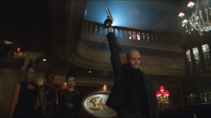 Welcome Back, Jim Gordon- Zsasz breaks up the party