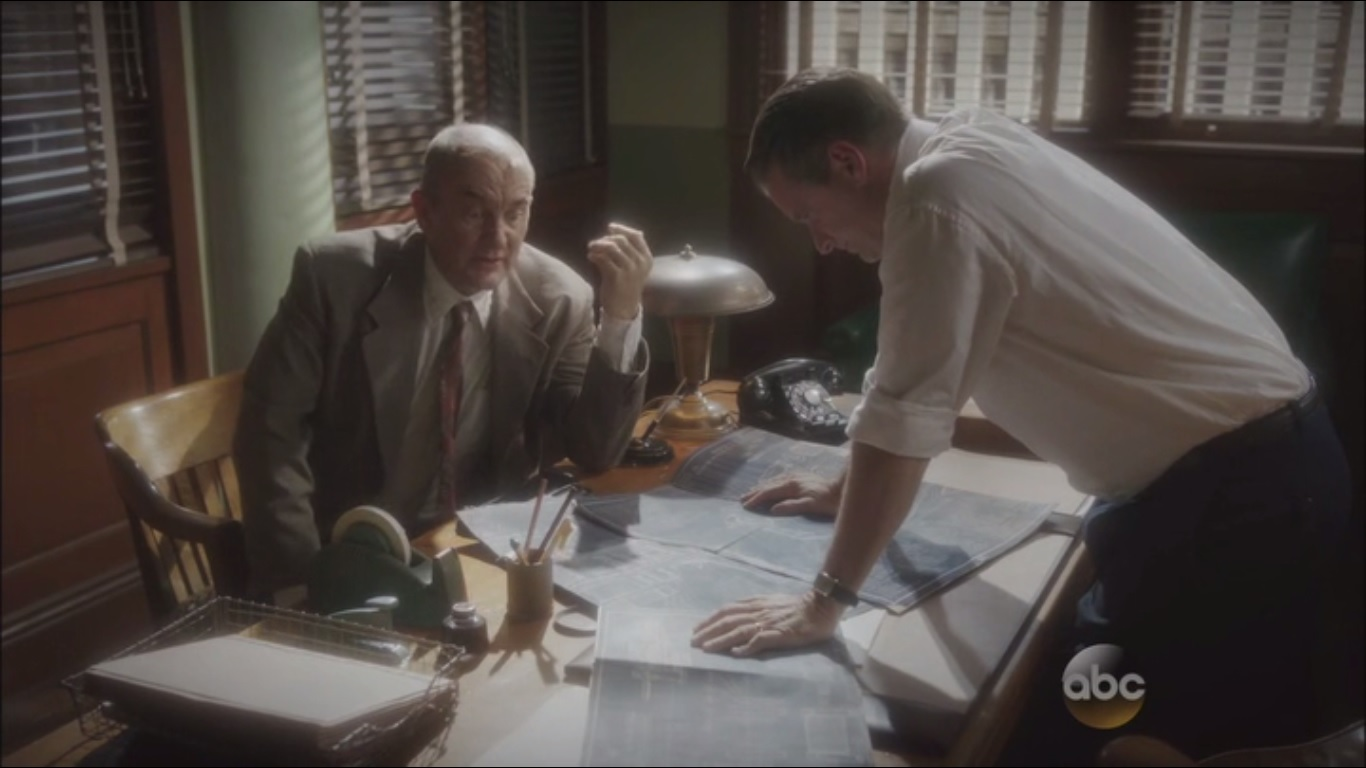 A look at agent carter season 1 episode 6 a sin to err what a sin to err ivchenko and dooley look at blueprints malvernweather Gallery
