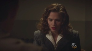 A Sin to Err- Peggy Carter in trouble