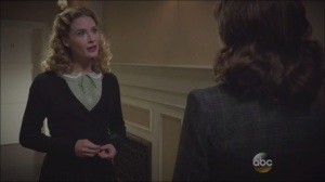 A Sin to Err- Peggy runs into Dottie when trying to leave The Griffith