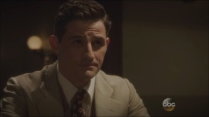 A Sin to Err- Sousa prepares to interrogate Carter