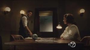 Snafu- Sousa interrogates Carter