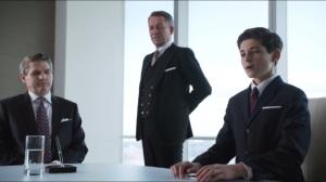 The Blind Fortune Teller- Bruce addresses Wayne Enterprises