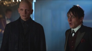 The Blind Fortune Teller- Zsasz shows Penguin the reformed Butch