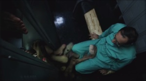 The Fearsome Dr. Crane- Medical examiner finds limbs in his locker