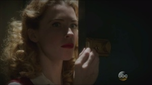 The Iron Ceiling- Dottie leaves Peggy's room
