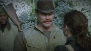 The Iron Ceiling- Dugan wants Peggy to stay