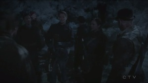 The Iron Ceiling- Meeting up with The Howling Commandos