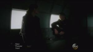 The Iron Ceiling- Peggy checks on Thompson
