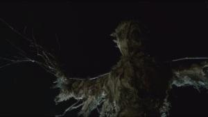 The Scarecrow- A scarecrow