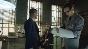 The Scarecrow- Bullock and Gordon get Nygma's input on Gerald Crane