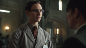 The Scarecrow- Penguin and Nygma meet