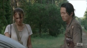 Them- Maggie and Glenn