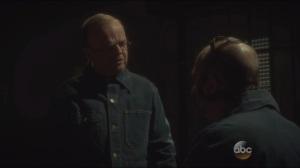 Valediction- Dr. Arnim Zola with Fennhoff in prison