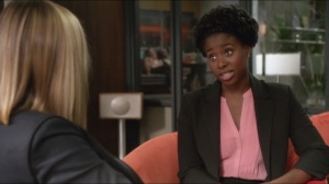 We Can Always Overwhelm the Vagus Nerve with Another Sensation- Jeannie meets with Erin, played by Kirby Howell-Baptiste