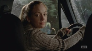What Happened and What's Going On- Ghost Beth doesn't keep her eyes on the road