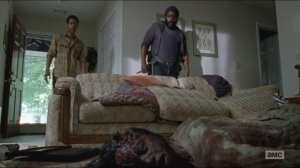 What Happened and What's Going On- Noah and Tyreese find Noah's mother
