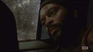 What Happened and What's Going On- Tyreese rests
