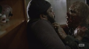 What Happened and What's Going On- Walker attacks Tyreese