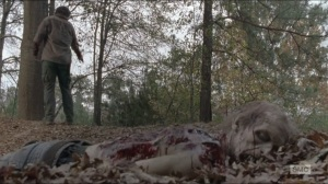 Conquer- Nicholas shoots Glenn