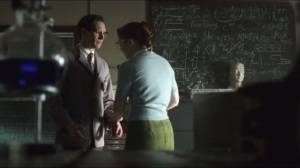 Everyone Has a Cobblepot- Nygma speaks with Miss Kringle about Flass