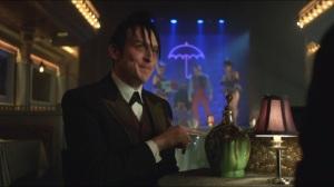 Everyone Has a Cobblepot- Penguin talks with Jim and Bullock