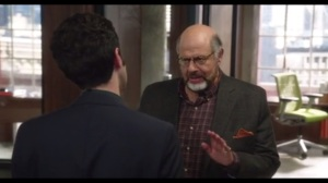 Everything's So Fucking Obvious, I'm Starting to Wonder Why We're Even Having This Conversation- Clyde finds Harvey at the office