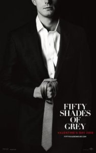 Fifty Shades of Grey- Cover