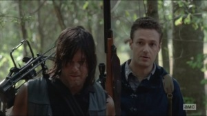 Forget- Aaron and Daryl talk