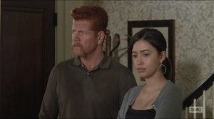 Forget- Abraham and Rosita at the party