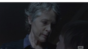 Forget- Carol scares the shit out of Sam
